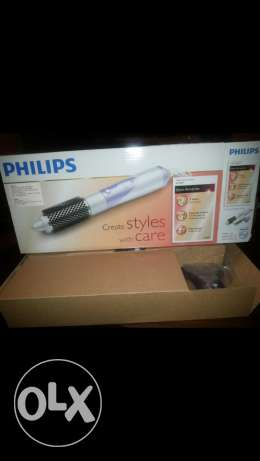 Philips hair stylist brand new never used