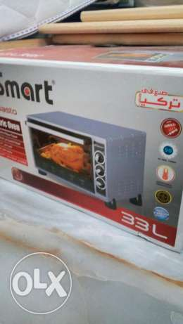 Electric ovenسمارت تركي