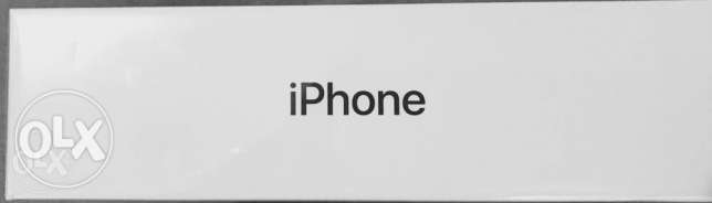 "iPhone 7 plus 128g silver or black ""unlocked "" brand new بنها -  8"