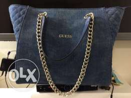 guess jeans bag