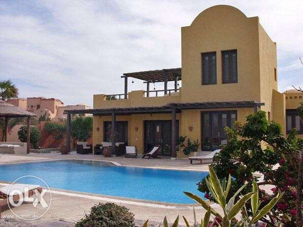 Do not miss your chance to spend holiday on the Villa in El Gouna