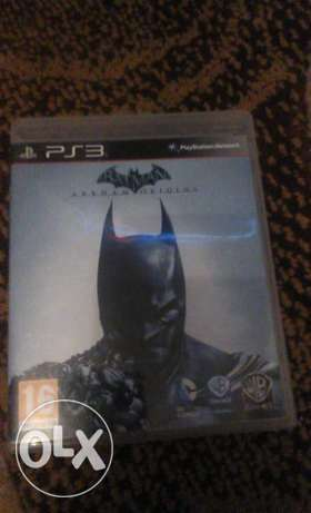 Batman arkham origins البساتين -  1