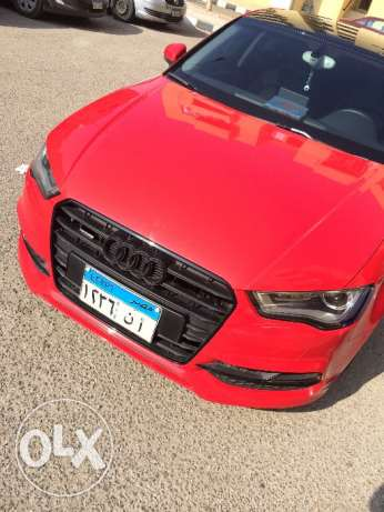 Audi a3 front s line grill