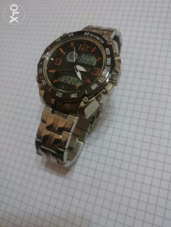 Casio first high heavy material