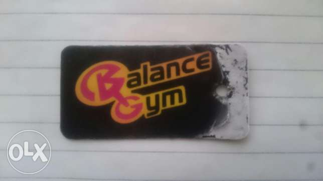 Balance gym subscribtion