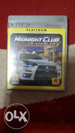 Midnight club los angeles complete edition for ps3