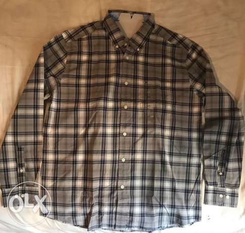 Brand new Tommy shirt, size L/XLقميص تومي جديد