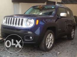 new jeep renegade 2016