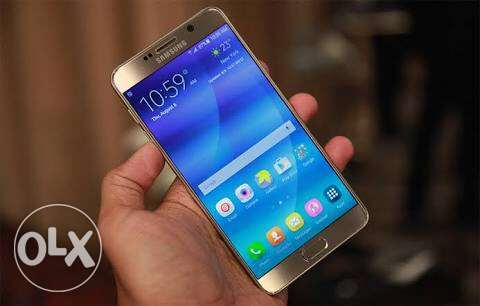 samsung note 5 gold 32g