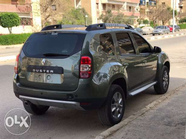 duster 4X4 2016