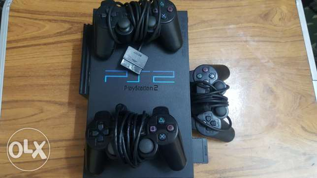 PS2 بلاي استيشن