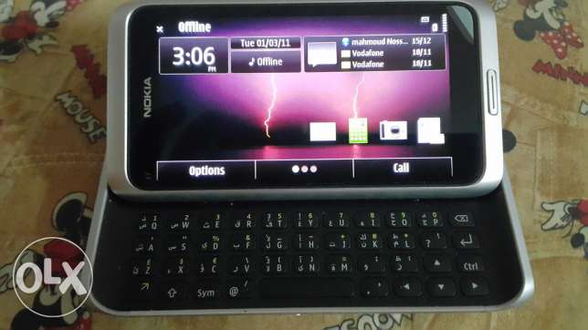 Nokia e7 as new