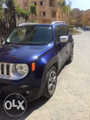 Jeep renegade 2016 High line