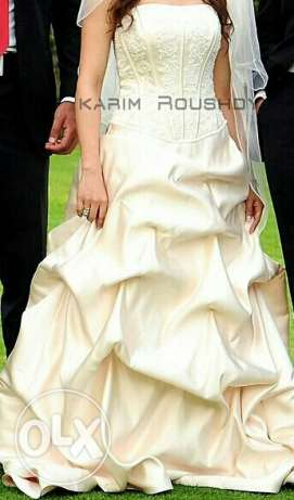 Beautiful Wedding Gown from USA