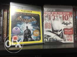 Ps3 Games ( 2 Games )