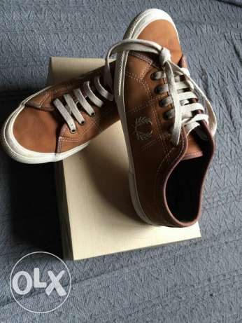 Fred perry men shoe