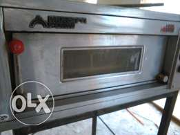Pizza oven Moretti made in Italy