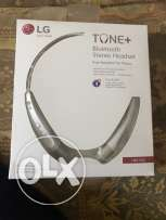 LG Tone+ Bluetooth stereo headset