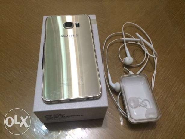 Samsung Galaxy s6 edge plus المعادي -  1