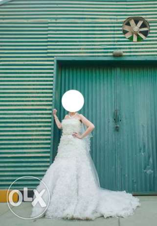 pronovias wedding dress for sale المعادي -  2