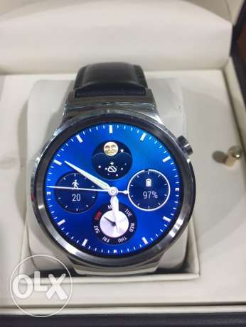 Huawei Smart Watch As New / Very Very Good Conditio / All accessories مدينة نصر -  6
