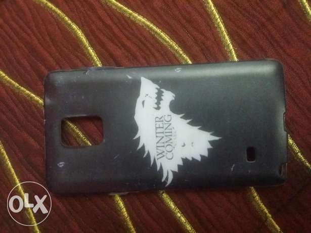 Game Of Thrones phone cover for samsung note 3 & 4