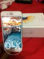 i phone 6s 16 Gb Gold like new