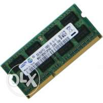 Laptop RAM DDR3 2GB 1333mhz
