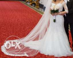 Wedding Dress from USA - David Tutera Design