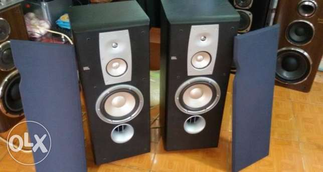 JBL N38 Speakers with N Center for Home theater - سماعات مسرح منزلي وسط القاهرة -  7