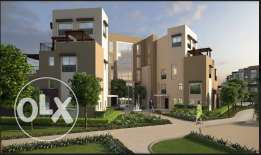 duplex for sale in up town cairo
