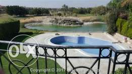 Villa For Rent In Mirage City With Lake View