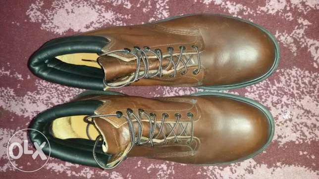 Red wing shoes Safety size 48 made in USA الإسكندرية -  5