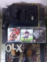 PS3 + Fifa 15 + call of duty black oops 2+wwe2015