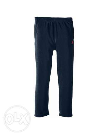 Us polo assn new original fleece pants بنطلون ميلتون بولو اصلي أمريكي