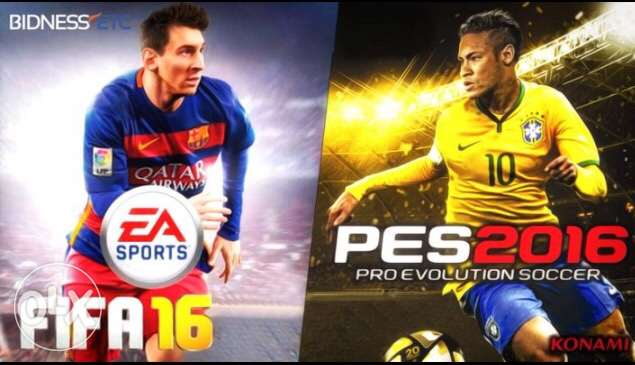 fifa 2016 for PS4 ( 5 left)