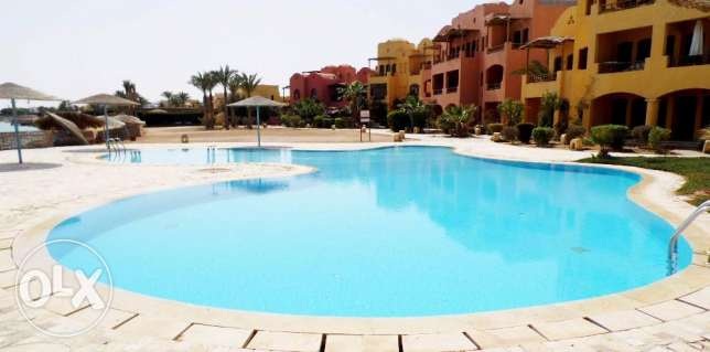 El Gouna - West golf 1 - Apartment for Sale