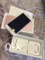 Iphone 7 128 GB Rose Gold & Silver