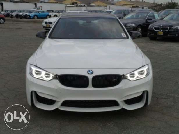 Bmw m4 Coupe 2017 from USA