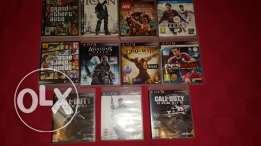 Ps3 games 1 is with 150