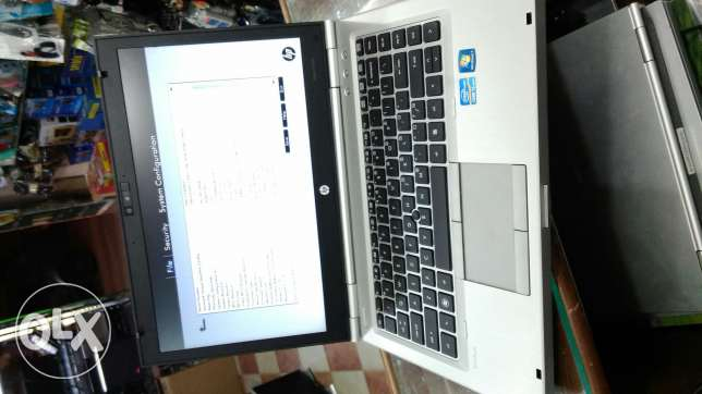 Core i5 جيل تالت -ram 4gb- hdd 320-vga intel HD 1gb up-dvdr-wifi-bt