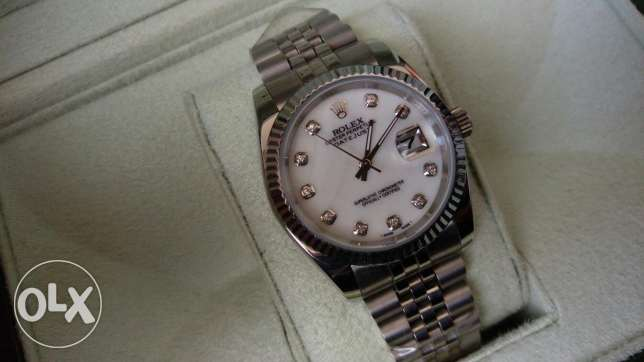 Rolex Datejust Ceramic Dial