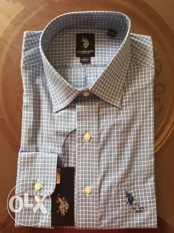Original uspolo shirts from america size large and medium for 600 LE