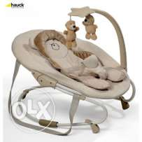 hauck bungee leisure bouncer from america