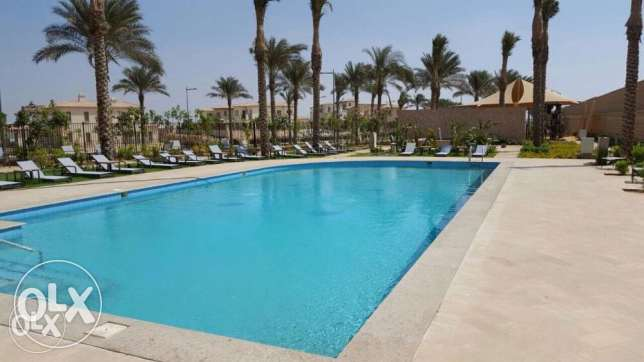 enjoy uptown cairo luxury life and great facilitiesأب تاون كايرو المقطم -  8
