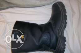 Safety boots dunlop with flash memory 4 giga