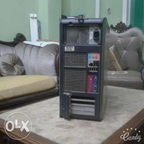 جهاز optiplex gx620 مع كارت شاشه geforce gt610 العباسية -  3