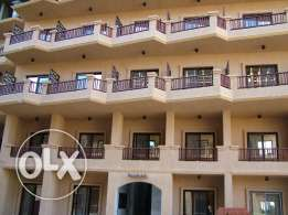 Lovely 1 BR apartment in new luxury project, beach front Hurghada
