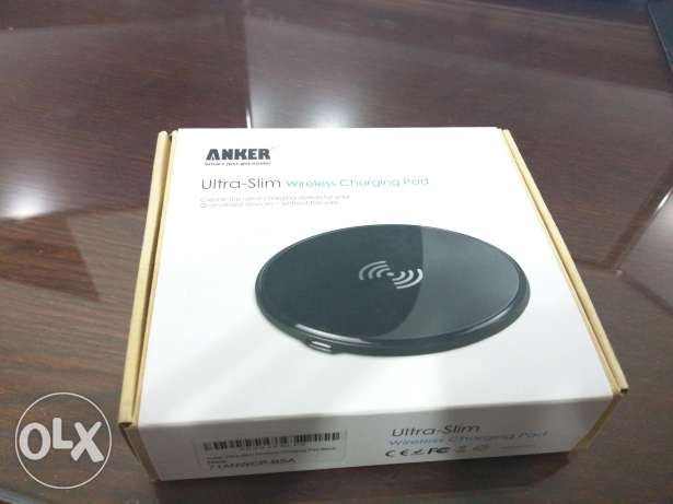 Anker Ultra Slim wireless charger
