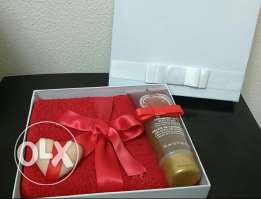 Skin care Box from The Body Shop